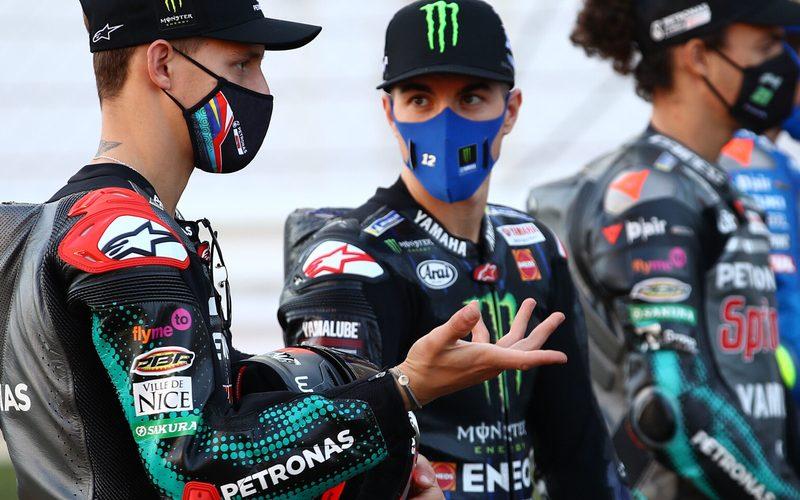 Fabio Quartararo und Maverick Vinales sind Yamahas Zukunft, Franco Morbidelli muss sich gedulden