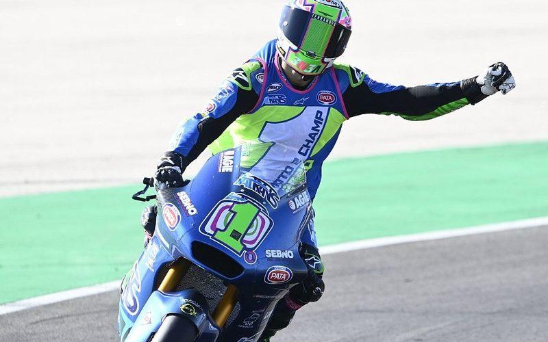 Enea Bastianini steigt als Moto2-Weltmeister in die Königsklasse auf