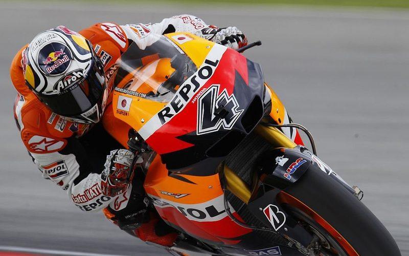 Andrea Dovizioso saß zuletzt in der Saison 2011 auf einer Werks-Honda