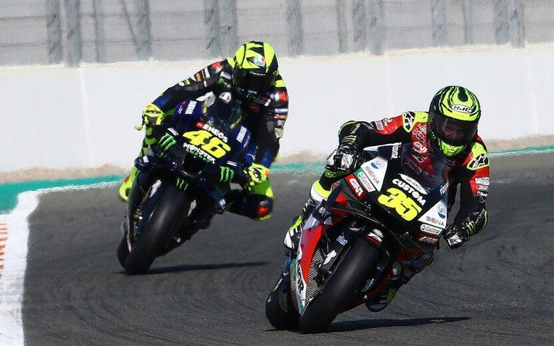 Cal Crutchlow testet künftig auch für Yamaha-Star Valentino Rossi