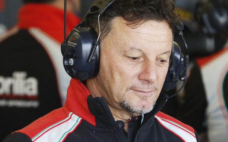 Fausto Gresini bekam erstmals seit dem 27. Dezember Besuch von seiner Frau