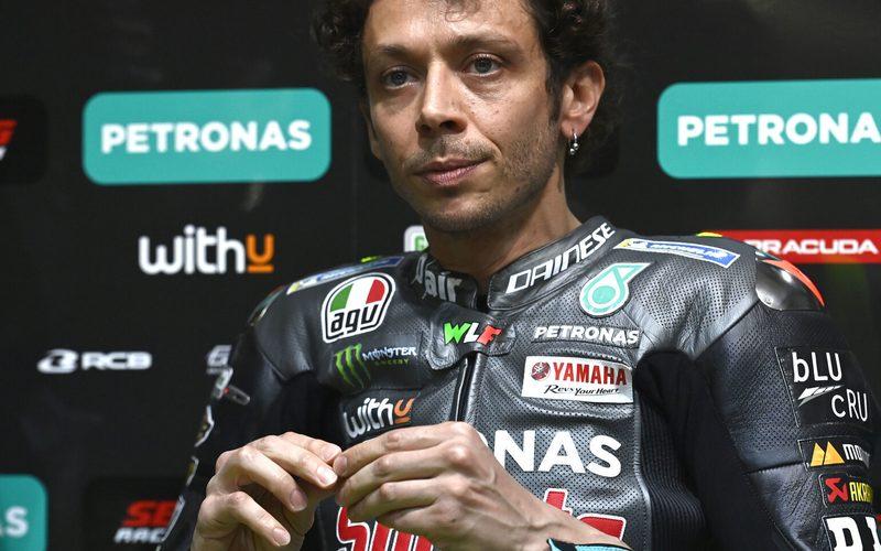 Valentino Rossi blickt emotional auf seine Corona-Erkrankung zurück