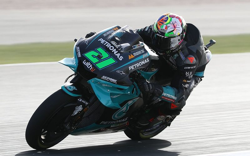 Franco Morbidelli toppte FT3, bleibt im Gesamtklassement aber Siebter