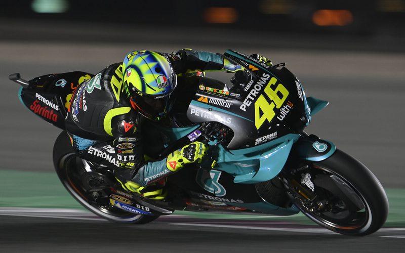 Valentino Rossi konnte am vergangenen Sonntag kein gutes Rennen abliefern