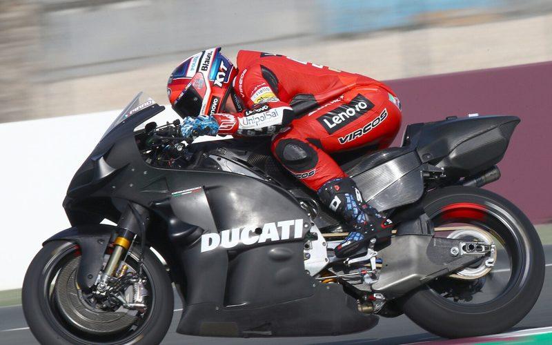 Laut Michele Pirro würde die Ducati locker über 400 km/h fahren.
