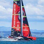 America's Cup - Team New Zealand, Luna Rossa Prada Pirelli Team
