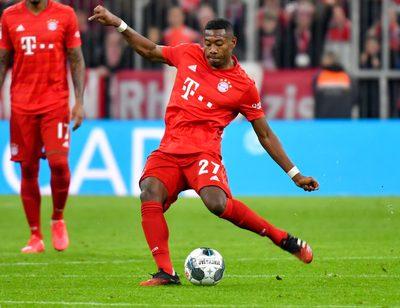 David Alaba; FC Bayern München; Februar 2020
