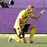 Erling Haaland; Borussia Dortmund; Fußball; 2021