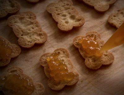 Food, Bread, Honey