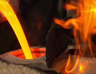 Forge, Fire, Flame