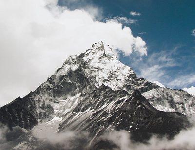 Mountain, Nature, Outdoors
