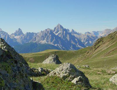 Mountain Range, Nature, Mountain