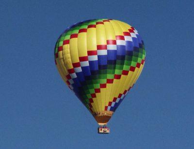 Ball, Balloon, Hot Air Balloon
