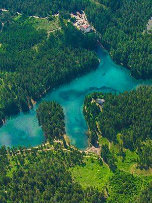 Österreich von oben