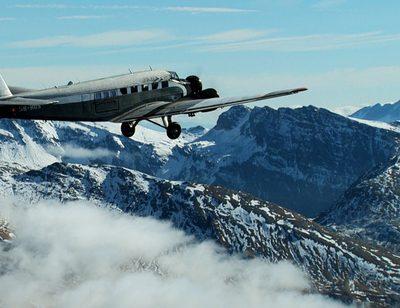 Airplane, Vehicle, Transportation