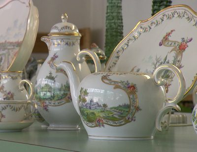 Porcelain, Pottery, Art