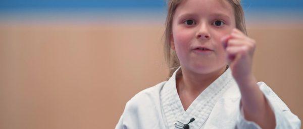 Karate für Beweg dich!