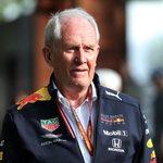 MELBOURNE,AUSTRALIA,13.MAR.20 - FORMULA 1 - Grand Prix of Australia, Albert Park Circuit, preview. Image shows motorsport consultant Helmut Marko (Red Bull Racing).