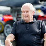 """""""Wir sehen den Spielberg-Rennen positiv entgegen"""", sagt Dr. Helmut Marko im Sport-Talk."""