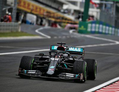 Lewis Hamilton; Mercedes; Formel 1; 2020