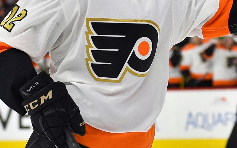 ICE HOCKEY – NHL, Flyers vs Capitals