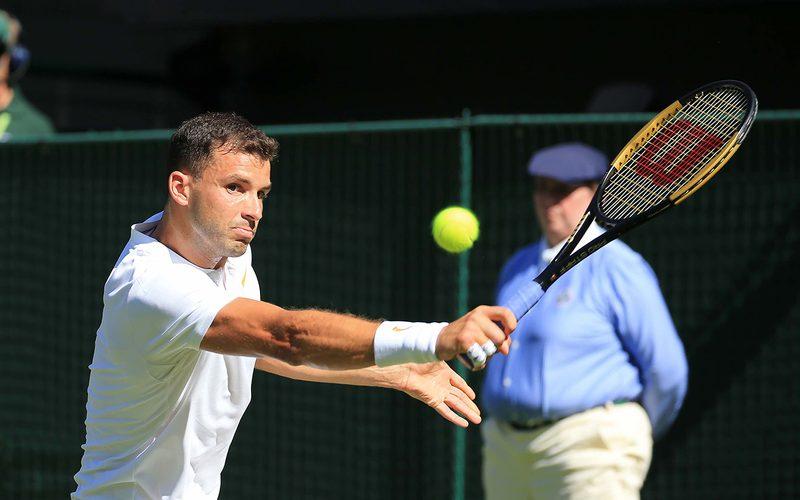 TENNIS – ATP, Wimbledon 2018