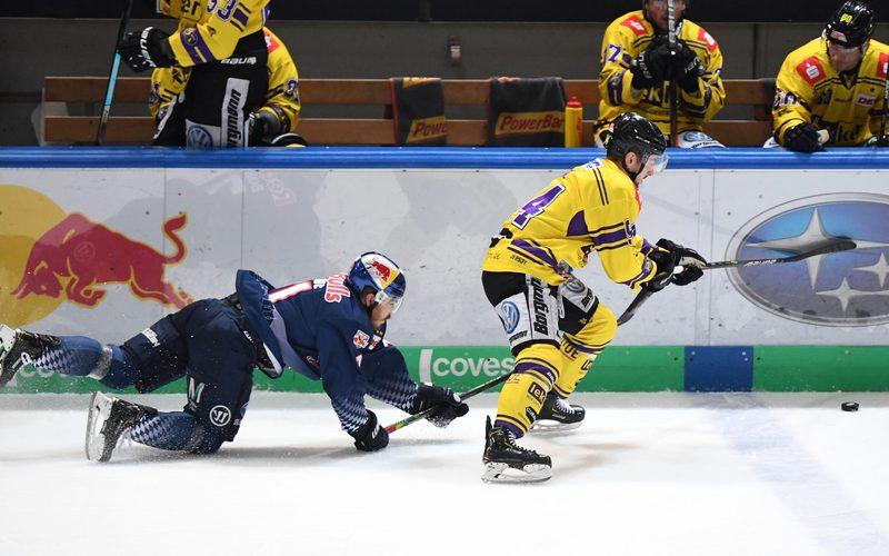 ICE HOCKEY – DEL, RB Muenchen vs Krefeld Pinguine