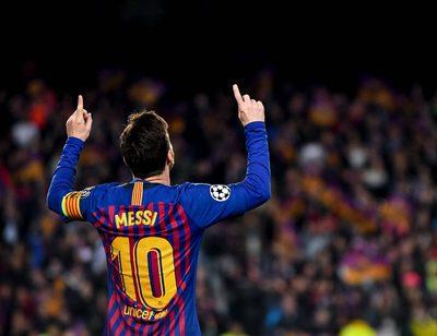 Lionel Messi; FC Barcelona; April 2019