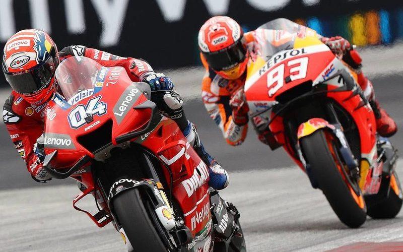 MotoGP-Dovizioso-Marquez