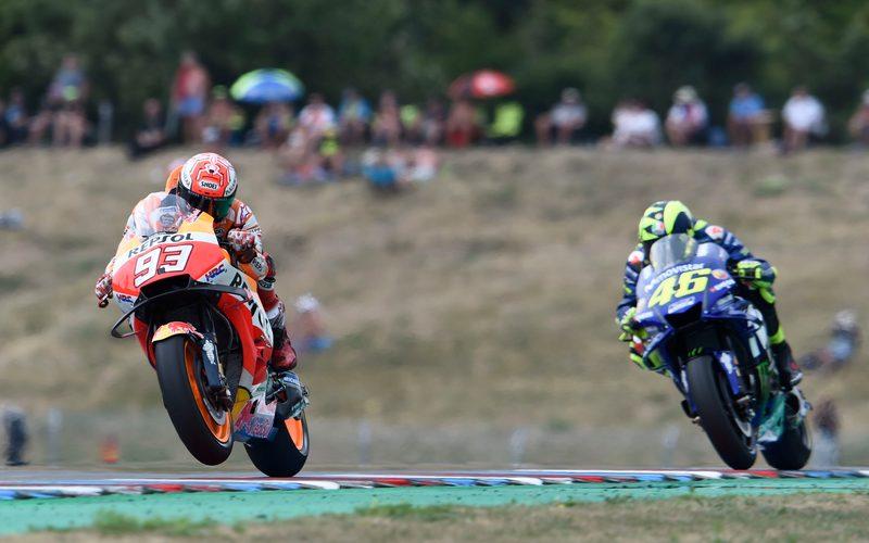Marquez, Czech MotoGP race 2018