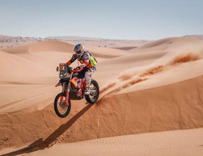 Rallye Dakar: Walkner auf vorletzter Etappe erneut Fünfter