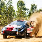 Sebastien Ogier; Toyota Gazoo Racing; WRC