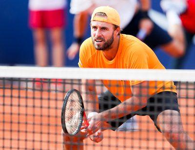 KITZBUEHEL,AUSTRIA,11.SEP.20 -TENNIS - ATP World Tour, Generali Open 2020. Image shows Oliver Marach (AUT).