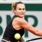 PARIS,FRANCE,04.June.21 - TENNIS - WTA Tour, French Open, Roland Garros, Grand Slam. Image shows Aryna Sabalenka (BLR).