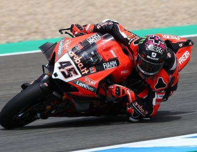 Mit zwei Siegen drückte Ducati-Star Scott Redding dem Re-Start der WSBK in Jerez seinen Stempel auf.