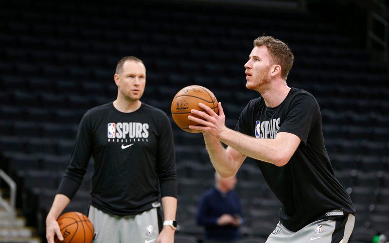 BASKETBALL – NBA, Celtics vs Spurs