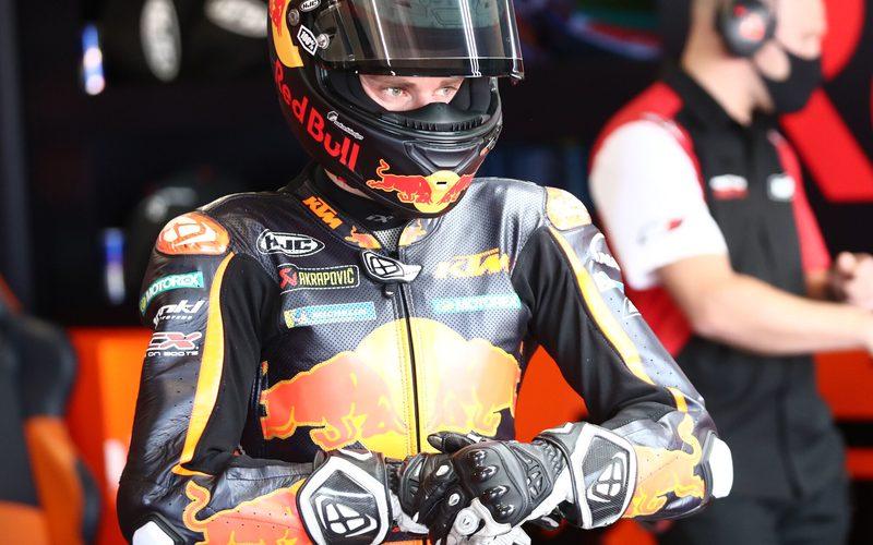 Gelingt Brad Binder beim KTM-Heimspiel das erste Podium der Saison?