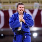 TOKYO,JAPAN,28.JUL.21 - OLYMPICS, JUDO - Summer Olympic Games 2020, women -70kg. Image shows Michaela Polleres (AUT).