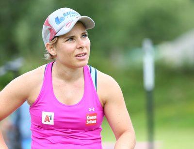 RAMSAU,AUSTRIA,26. JUL.2021, ALPINE SKIING - OESV - Speed Team AUT, media event, image shows Nicole Schmidhofer (AUT).
