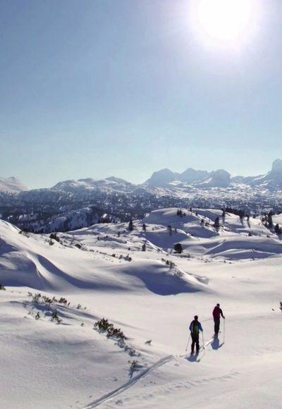 Skitour über den Dachstein