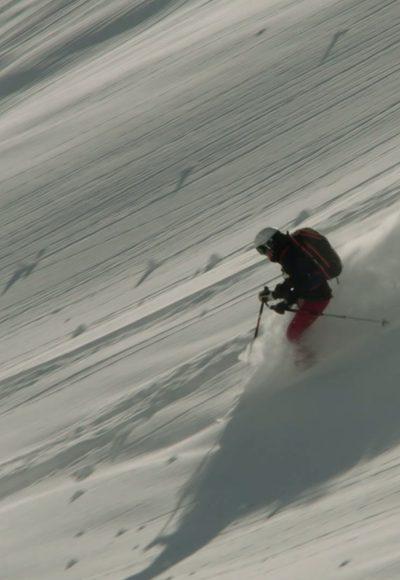 Der Skikurs der Hotelchefin