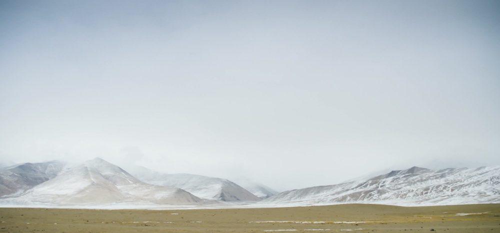 Reinhold Messner in Tibet