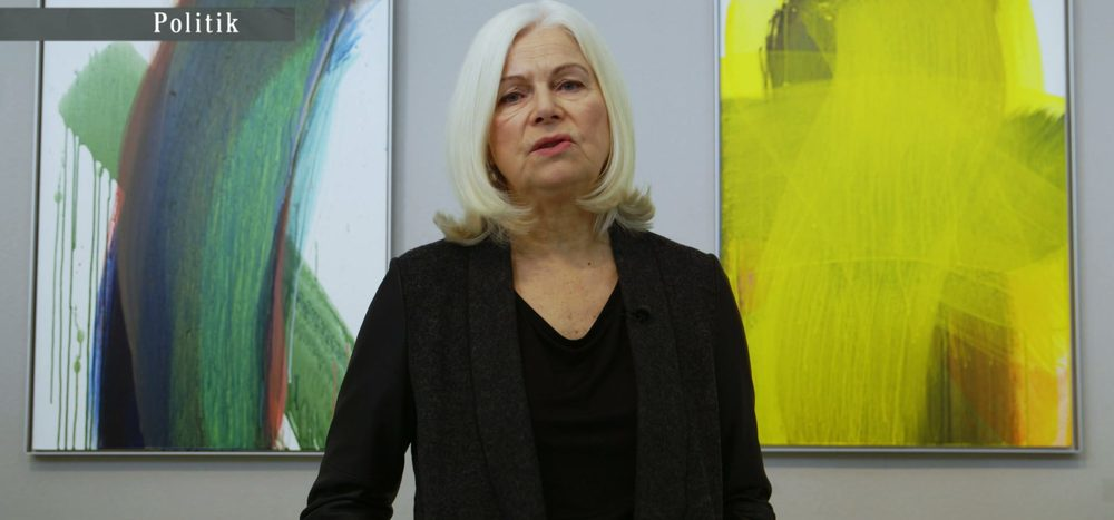 Elfriede Hammerl im Wordrap