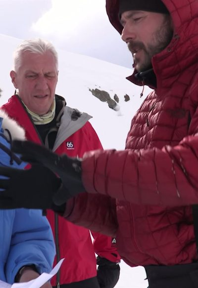 """Making of"" Mount Everest"