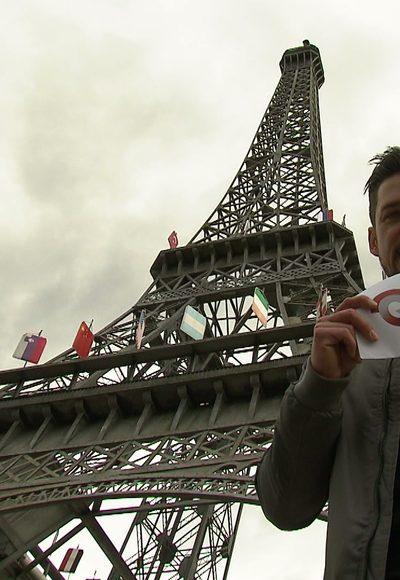 Andi Moravec in Paris?