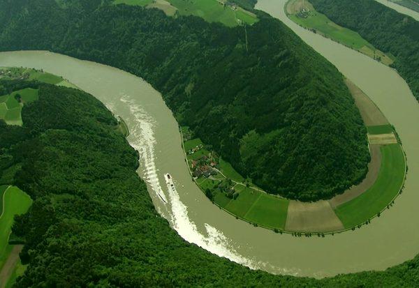 Zauber der Donauschlinge