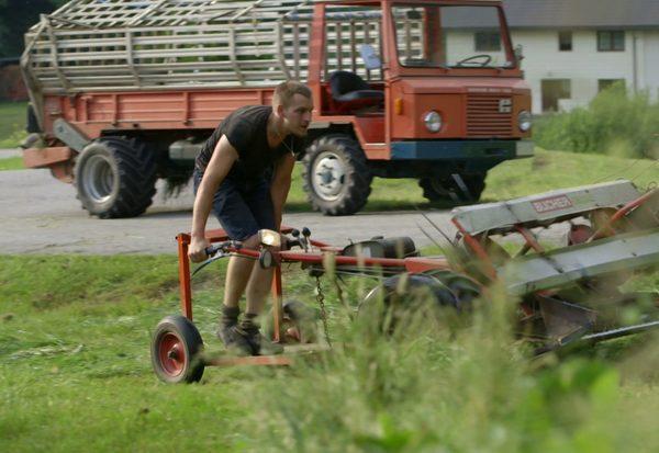 Was Bauer sein bedeutet