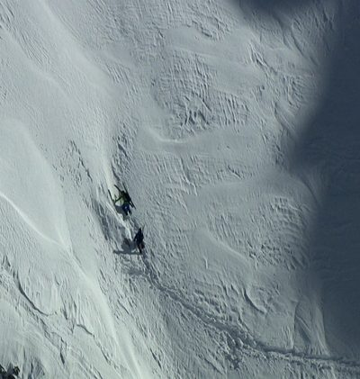 Auf Skiern am Limit - Die…