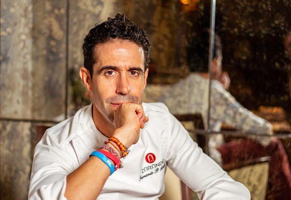 Februar: Fernando Arellano