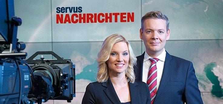 Servus Nachrichten: Aktuelle Nachrichten bei ServusTV